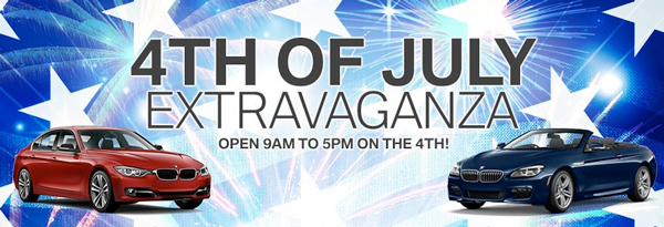 4th Of July 2015 Car Sales At Passport Bmw Marlow Heights Bmw Dealer