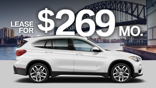 drive a new bmw x1 xdrive28i for only 269 per month from passport bmw marlow heights bmw dealer. Black Bedroom Furniture Sets. Home Design Ideas