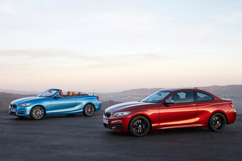 Bmw Announces The New 2018 Bmw 2 Series Coupe And Convertible