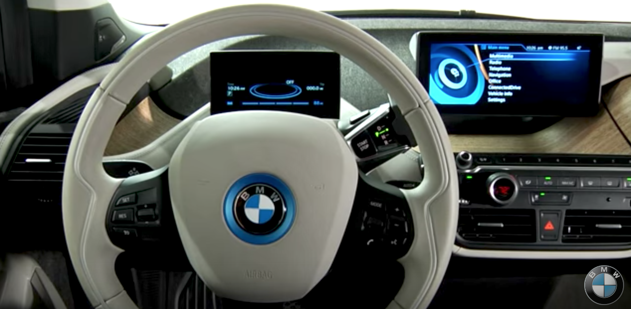 Bmw I3 Voice Recognition