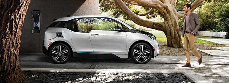 Learn All About Home Charging The Bmw I3 Marlow Heights Bmw Dealer