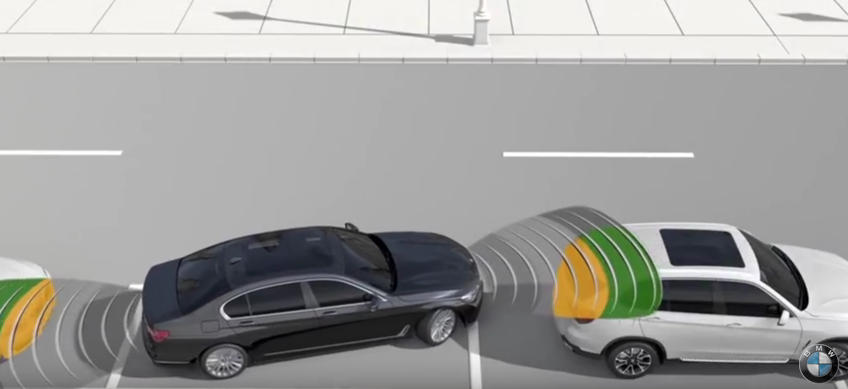 Watch How To Activate The Parking Assistant Featured On Your Bmw