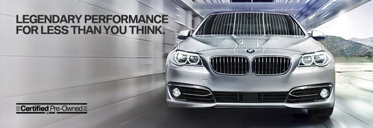 Bmw Certified Pre Owned Warranty >> Thinking About Getting A New Bmw But Want To Save Some Money Check