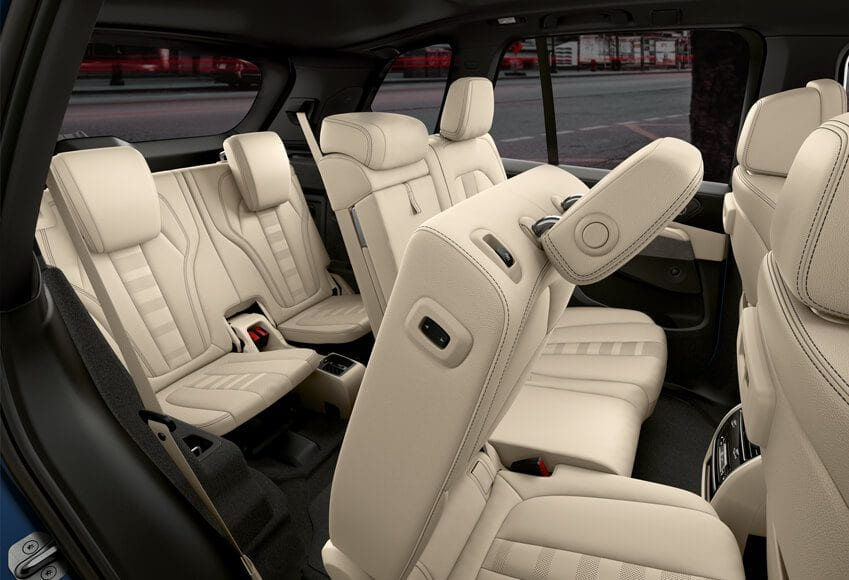 Third Row Seating >> The Bmw X5 Is Available With 3rd Row Seating Take A Look At